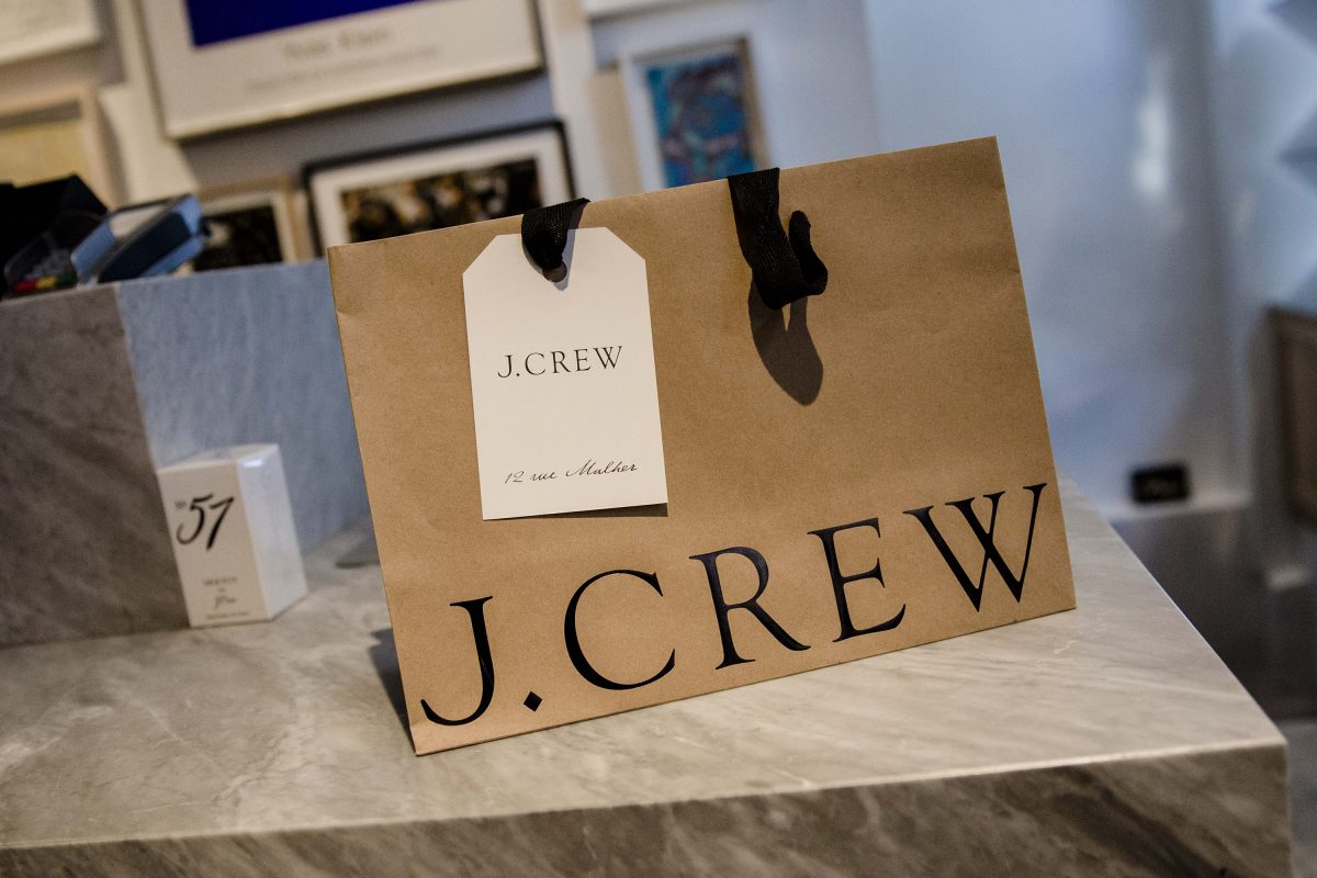 J. Crew is nearly $2 billion in debt, much of it from a 2011 leveraged buyout, and analysts say the company´s problems cast a shadow on recent turnaround efforts.