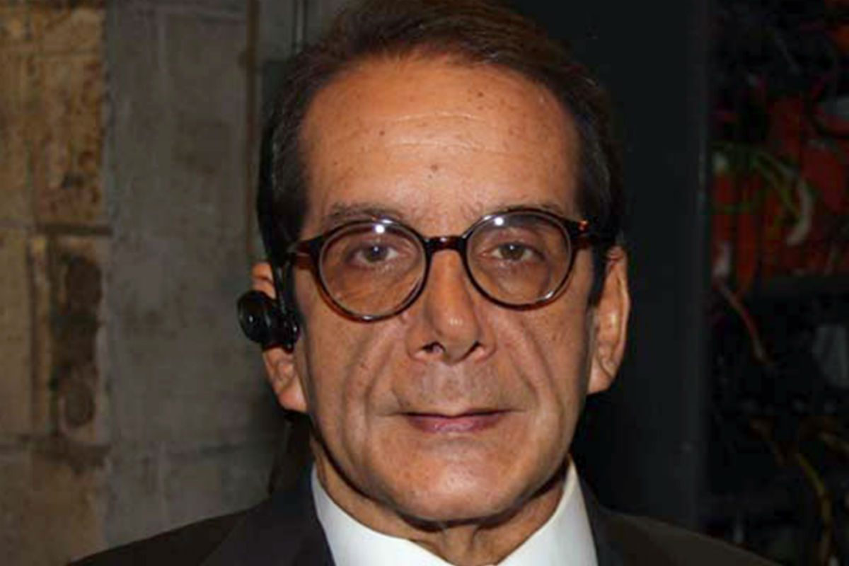Fox News' Charles Krauthammer in an October 2013 file image from New York.