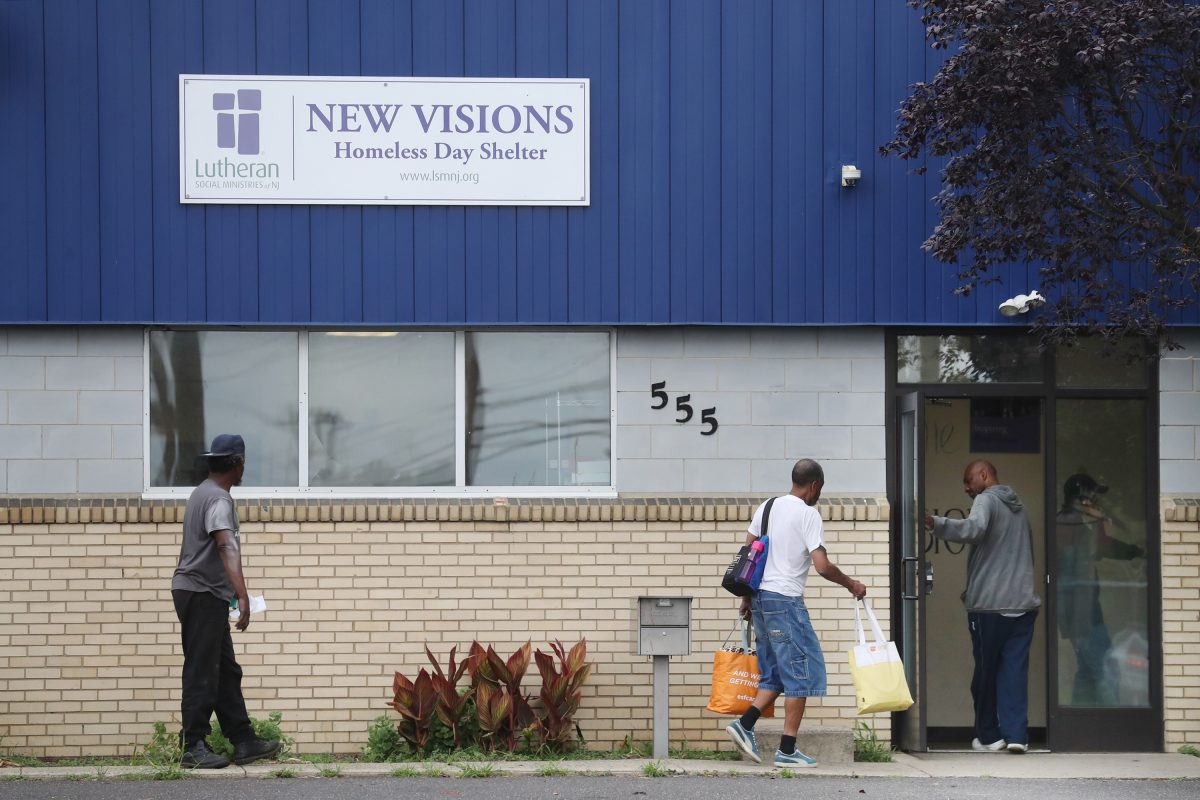 Charities in Camden are scrambling to increase their resources for the city's homeless population after New Visions day shelter announced its Friday, June 22, 2018, closure earlier in the month.