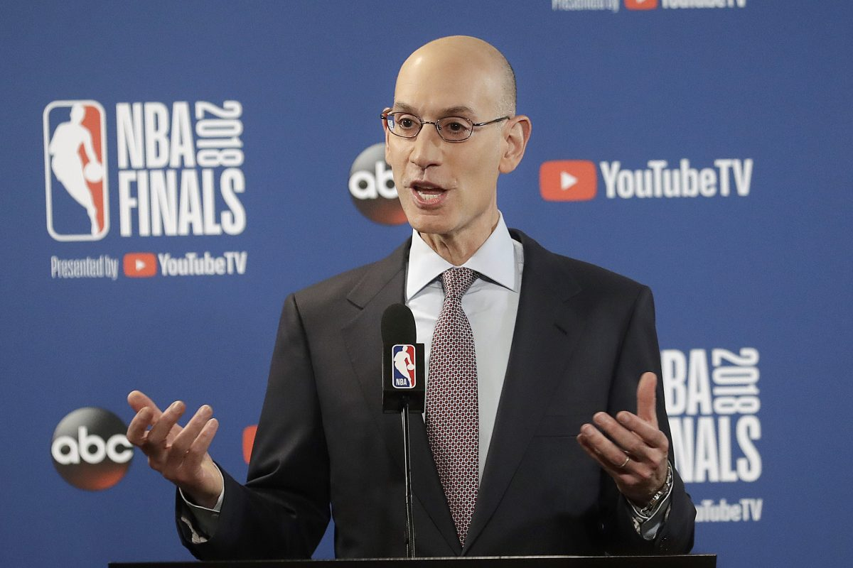 NBA commissioner Adam Silver wants the league to be more involved in youth and grassroots basketball development programs.