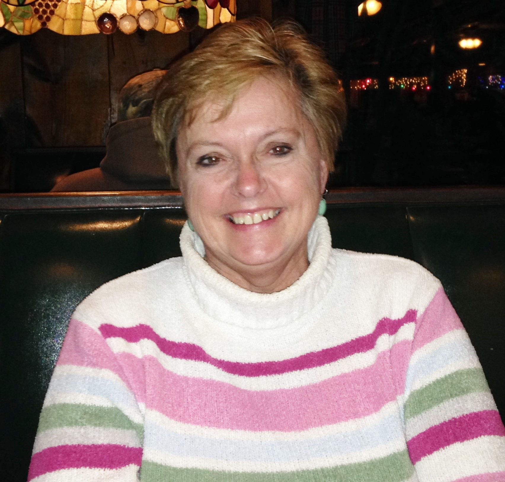 Licensed marriage and family therapist Nancy Cooper of Havertown.