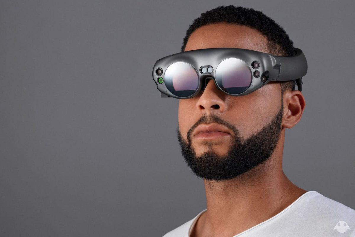 The Magic Leap One headgear is due to ship, at least to developers, later this year.
