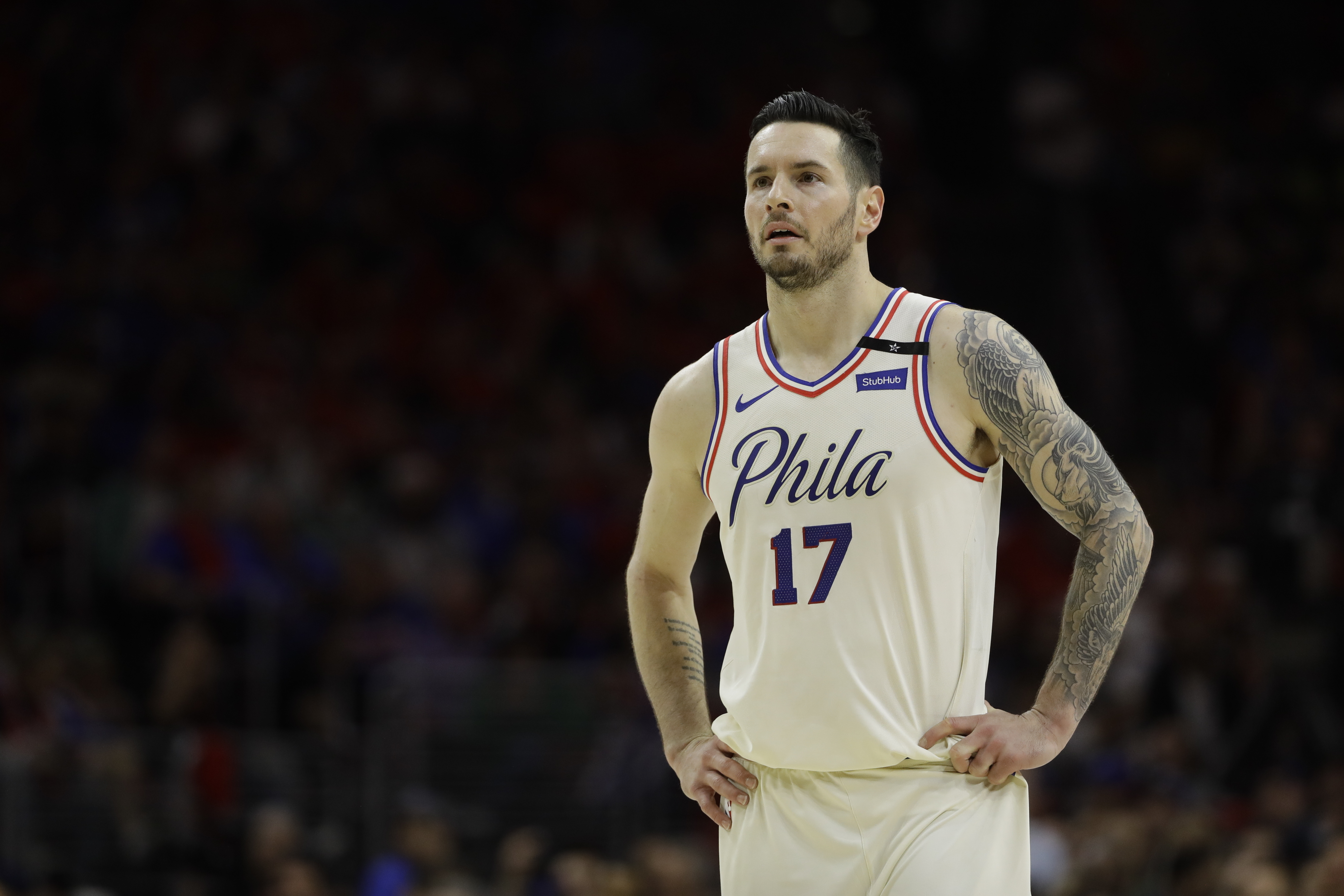 Depending on how things shake out, JJ Redick would make sense for the Sixers to retain next season.