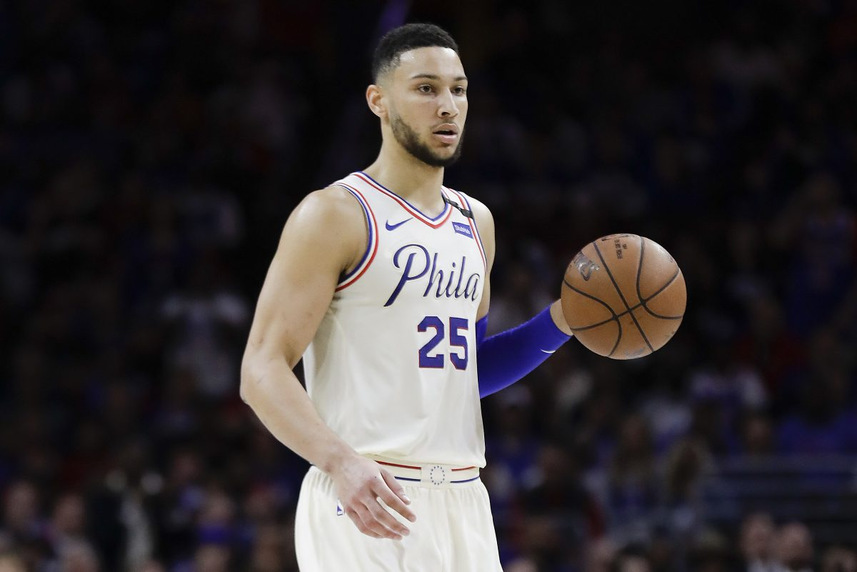 sixers u0026 39  ben simmons will be on nba 2k19 cover  u2026 in