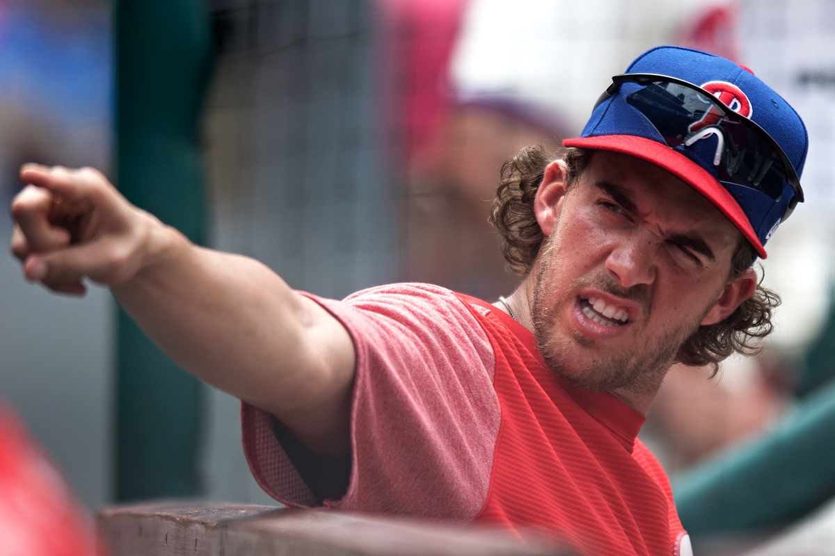 Aaron Nola will be the Phillies' lone representative in the All-Star Game next week in Washington.