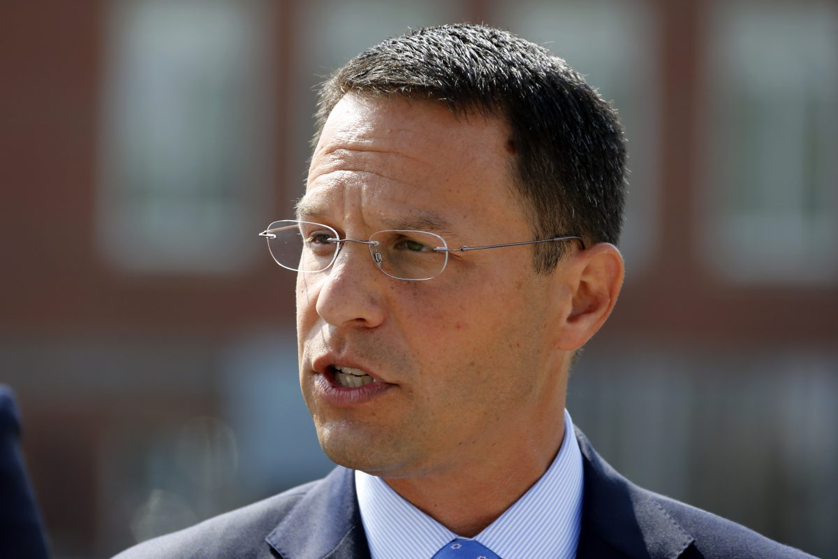 The office of Pennsylvania Attorney General Josh Shapiro, pictured above, oversaw the investigation into clergy sexual abuse.