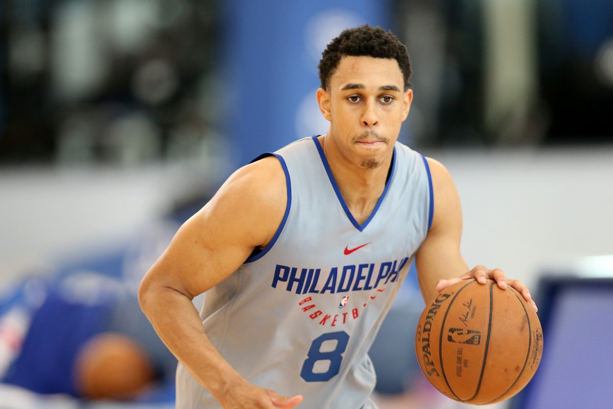 Zhaire Smith wasn't a heralded recruit, and wasn't expected to be a one-and-done college player, but here he is.