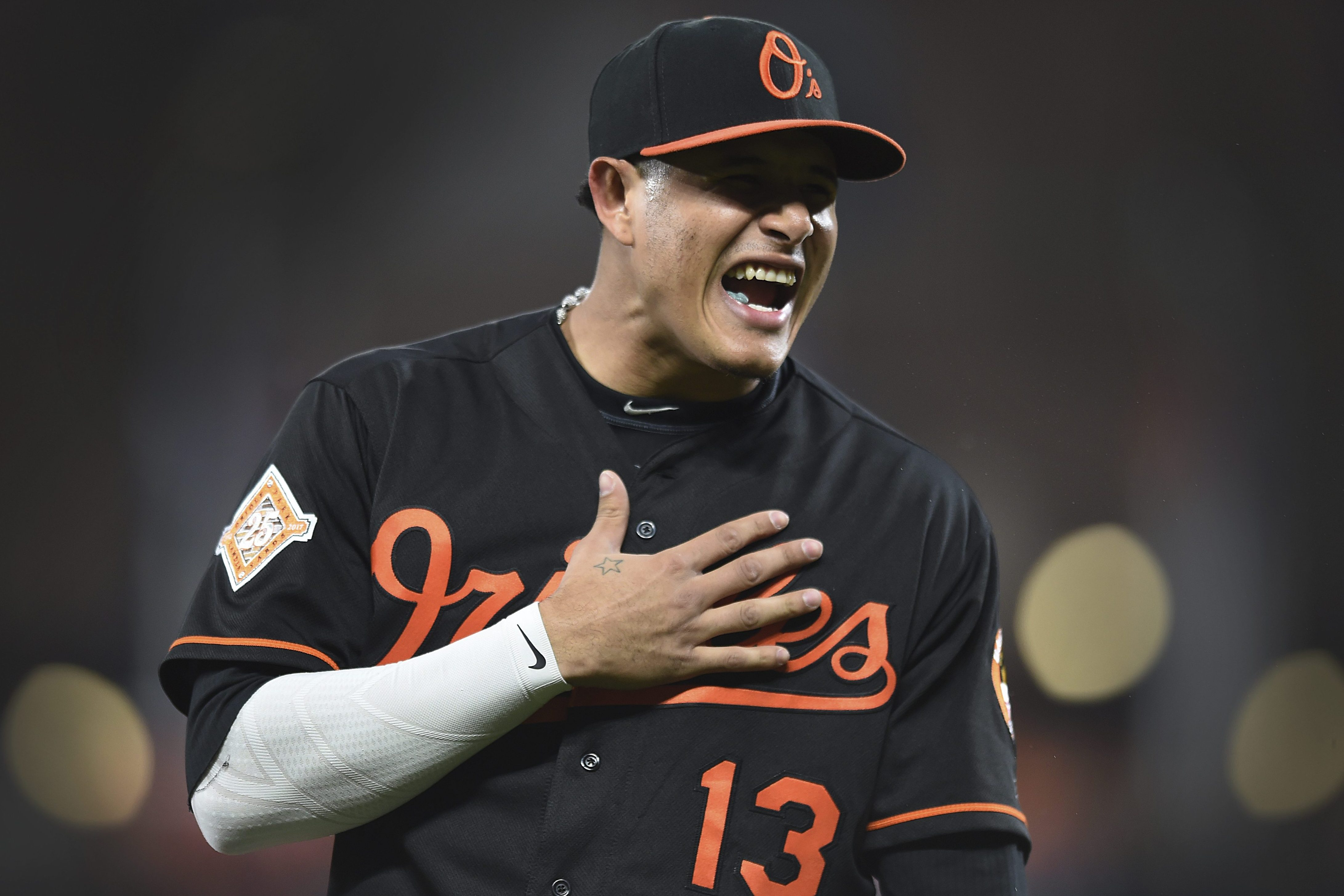 GAIL BURTON / AP PhotoManny Machado´s days in Baltimore are numbered, and the Phillies have emerged among the handful of suitors who are serious about trading for him before the July 31 deadline.