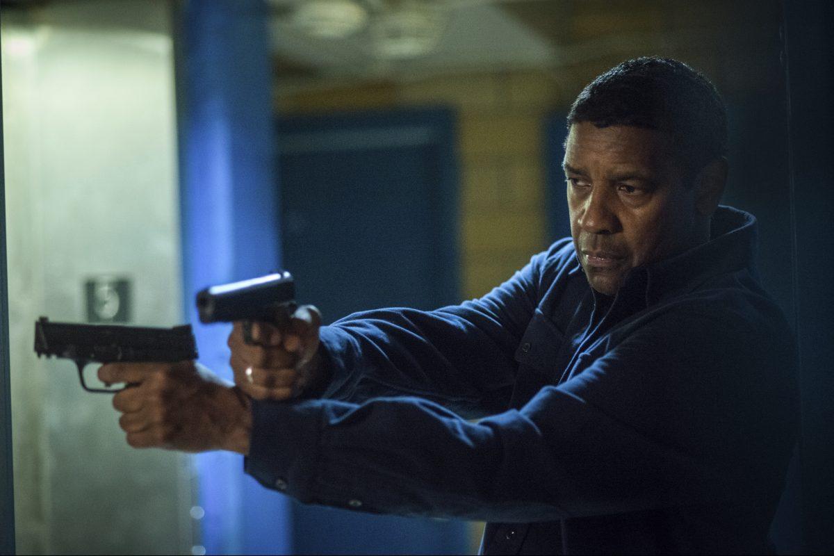 Denzel Washington in 'Equalizer 2'.