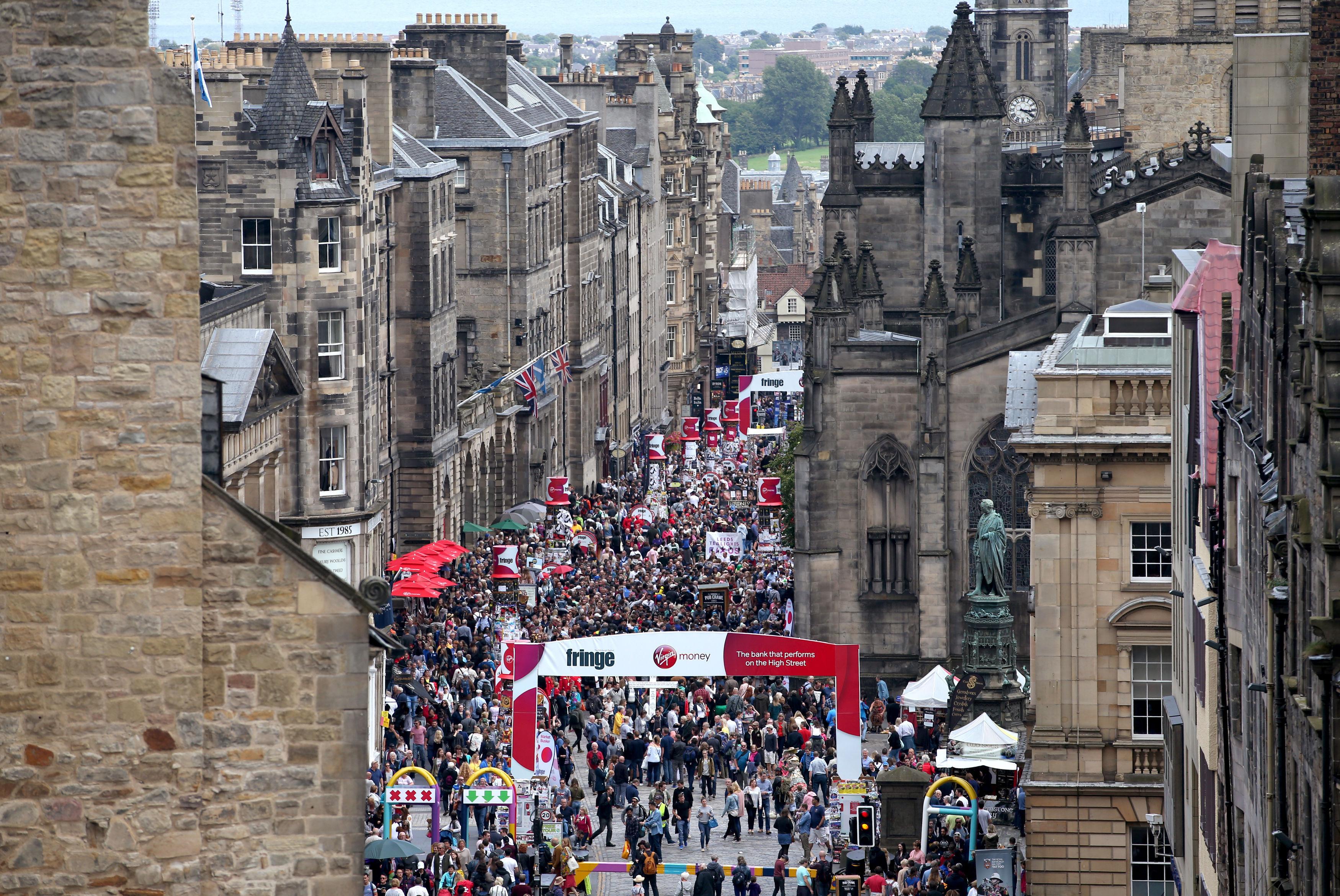 Edinburgh Fringe Festival 2017
