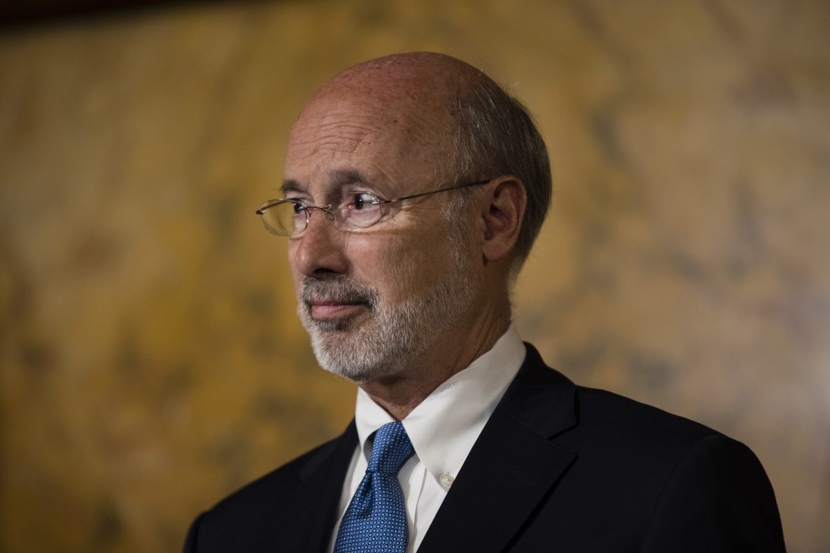 A credit downgrade for Pennsylvania would raise the cost of borrowing money.
