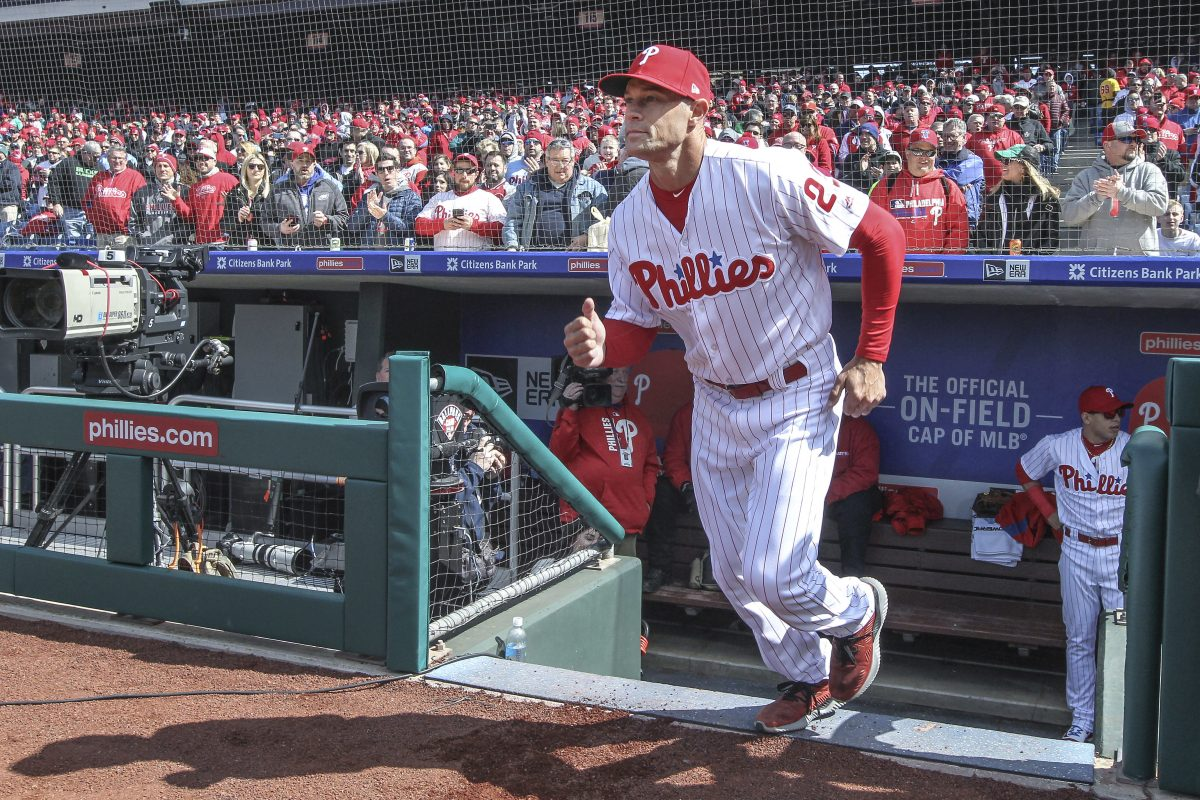 Gabe Kapler and this Phillies team have overcome adversity already this year.