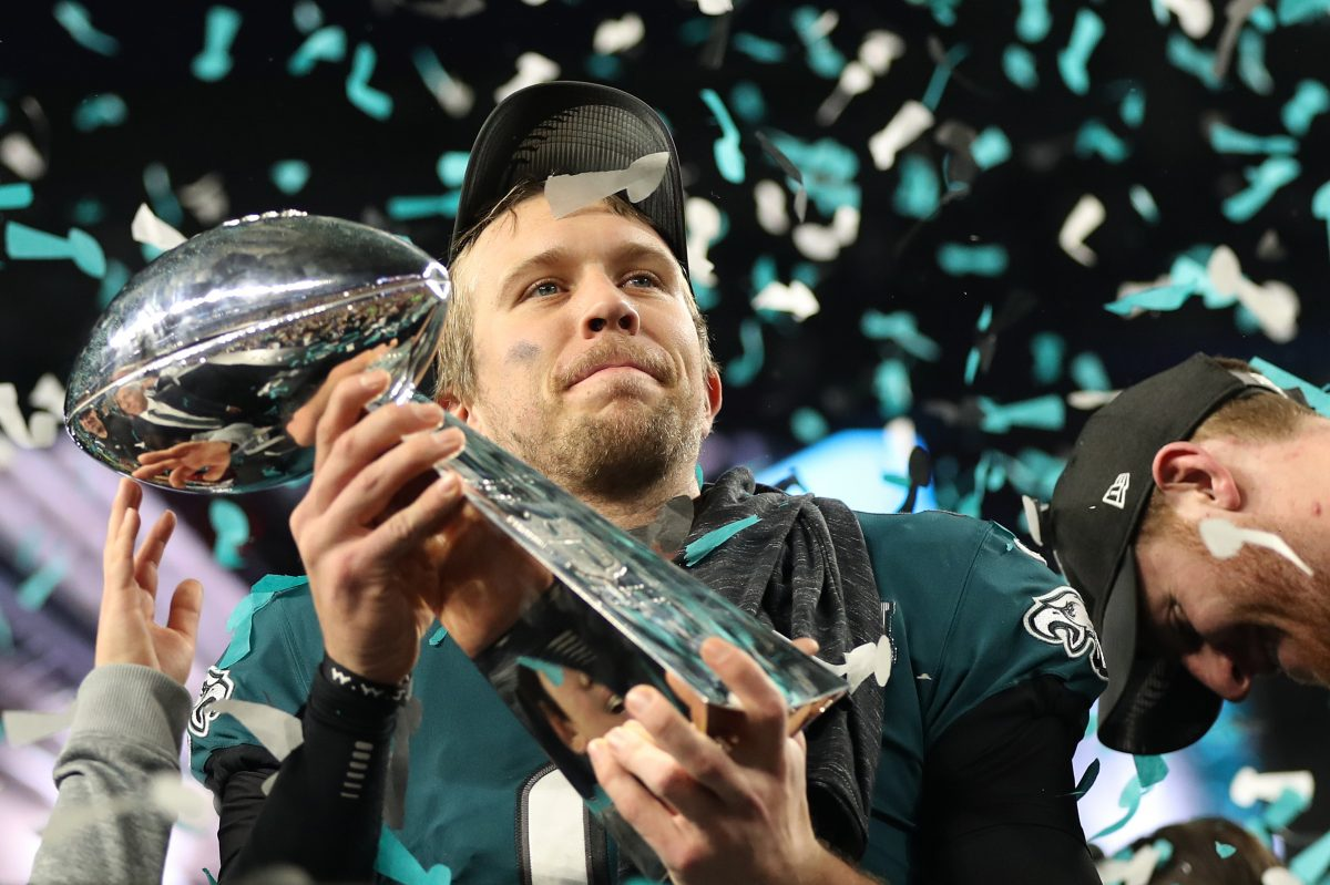 Should throwing a record seven touchdown passes in one game and delivering the most magical postseason performance by a backup quarterback that the NFL has seen qualify Nick Foles for the Hall of Fame?