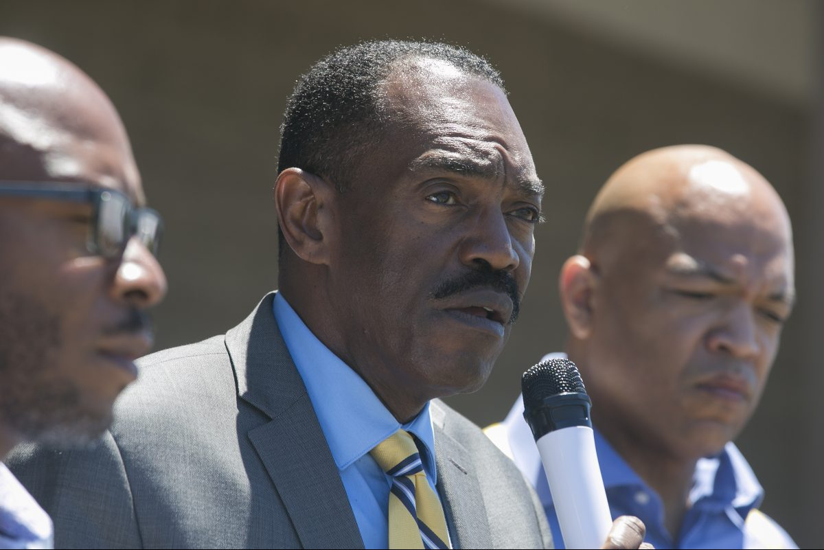 Philadelphia NAACP President Rodney Muhammad lobbied for Mayor Kenney's soda tax, but didn't initially disclose that fact.