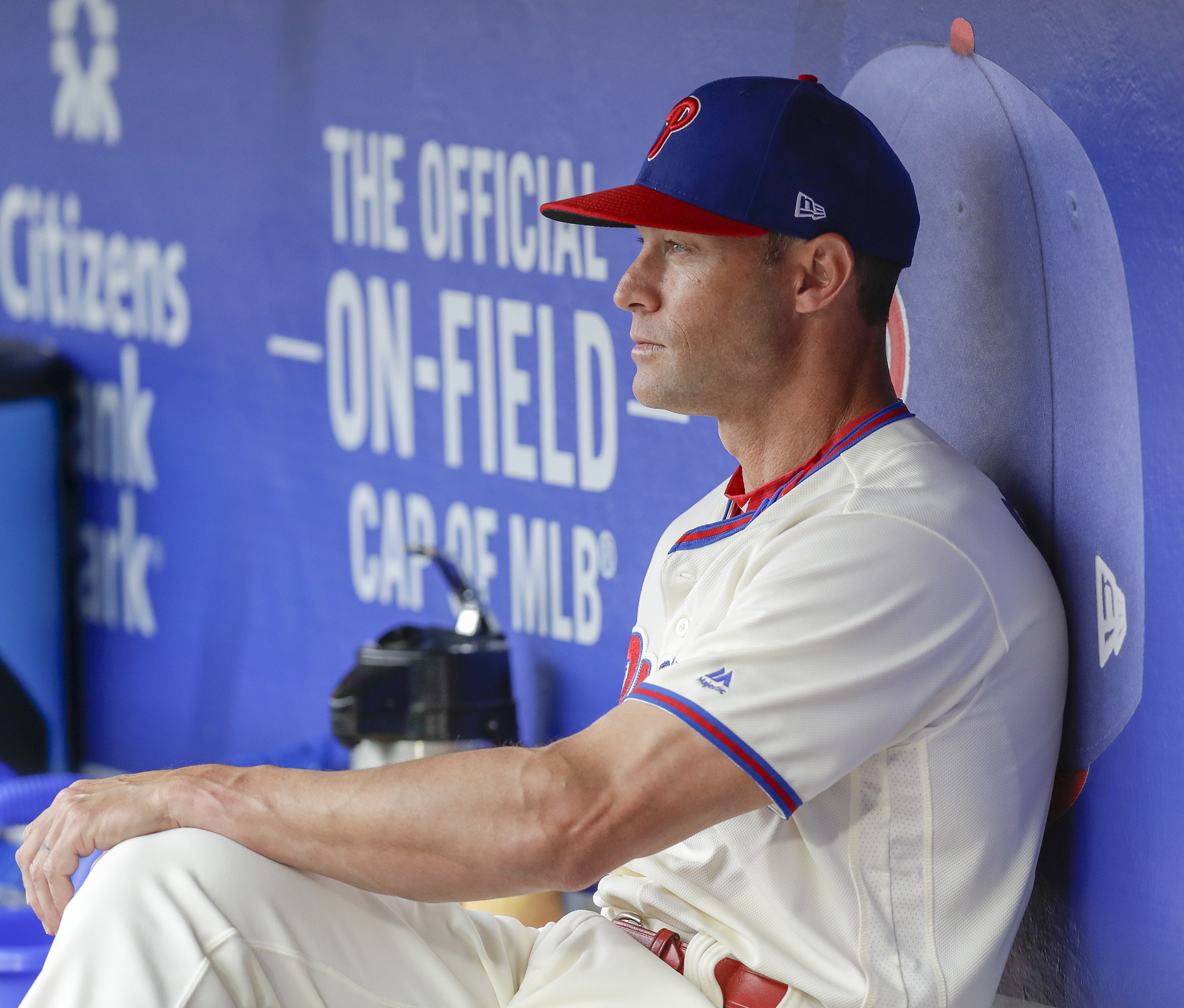 First-year manager Gabe Kapler has adapted after a rough beginning to the season and emerged as a contender for National League Manager of the Year.