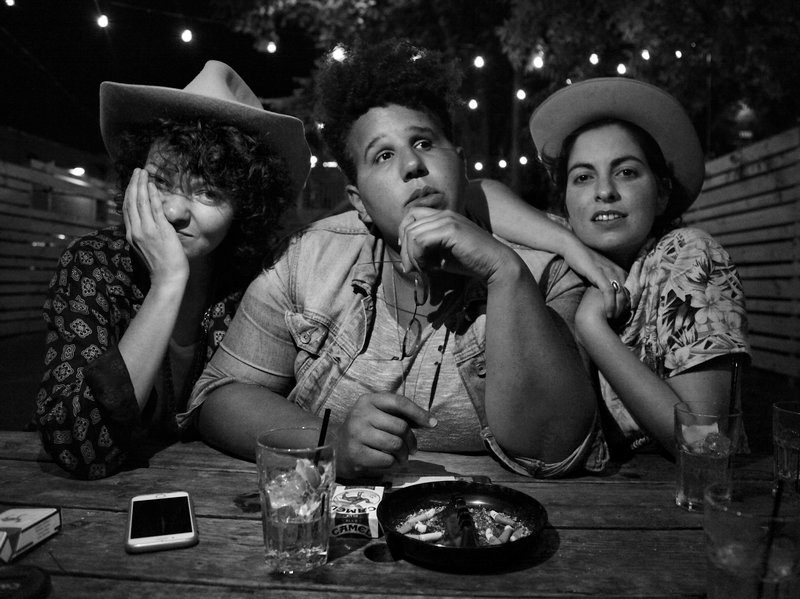 Bermuda Triangle, with Jesse Lafser, Brittany Howard and Becca Mancari.