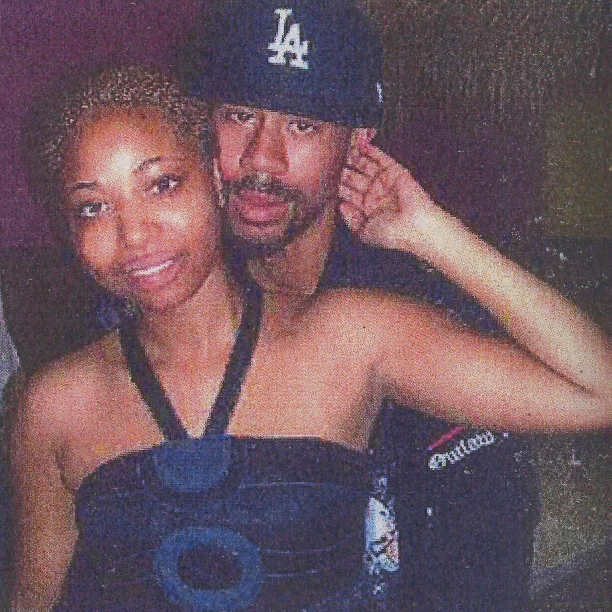 Jonathan Pitts ( background ) and girlfriend Nakeisha Finks were fatally shot execution style in his West Philadelphia home Aug. 29, 2009. Police have yet to charge