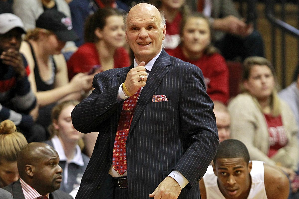 Saint Joseph's coach Phil Martelli added another player to next season's roster.