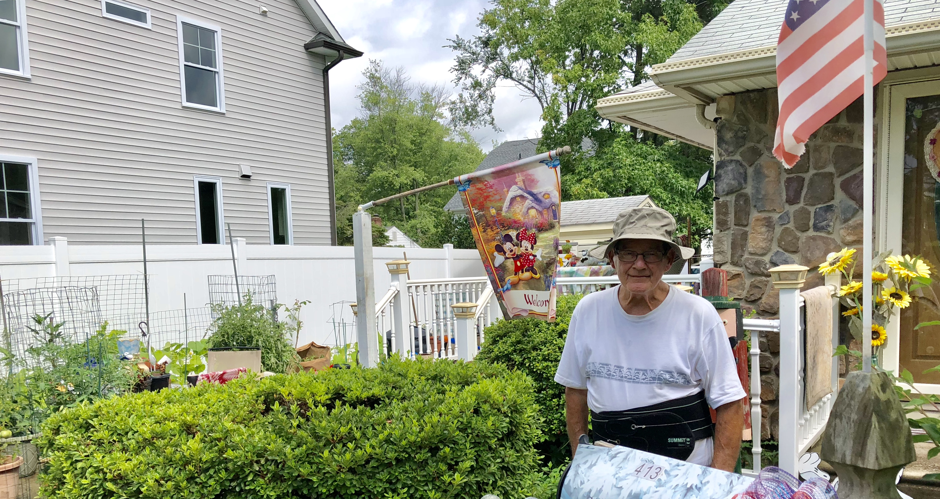 Jerry Macnamara and his wife Sandy moved into their ranch house in the Fargo section of Haddonfield 51 years ago. The rancher next door recently was replaced by a much larger home, as has been the case elsewhere in the neighborhood and in the borough.