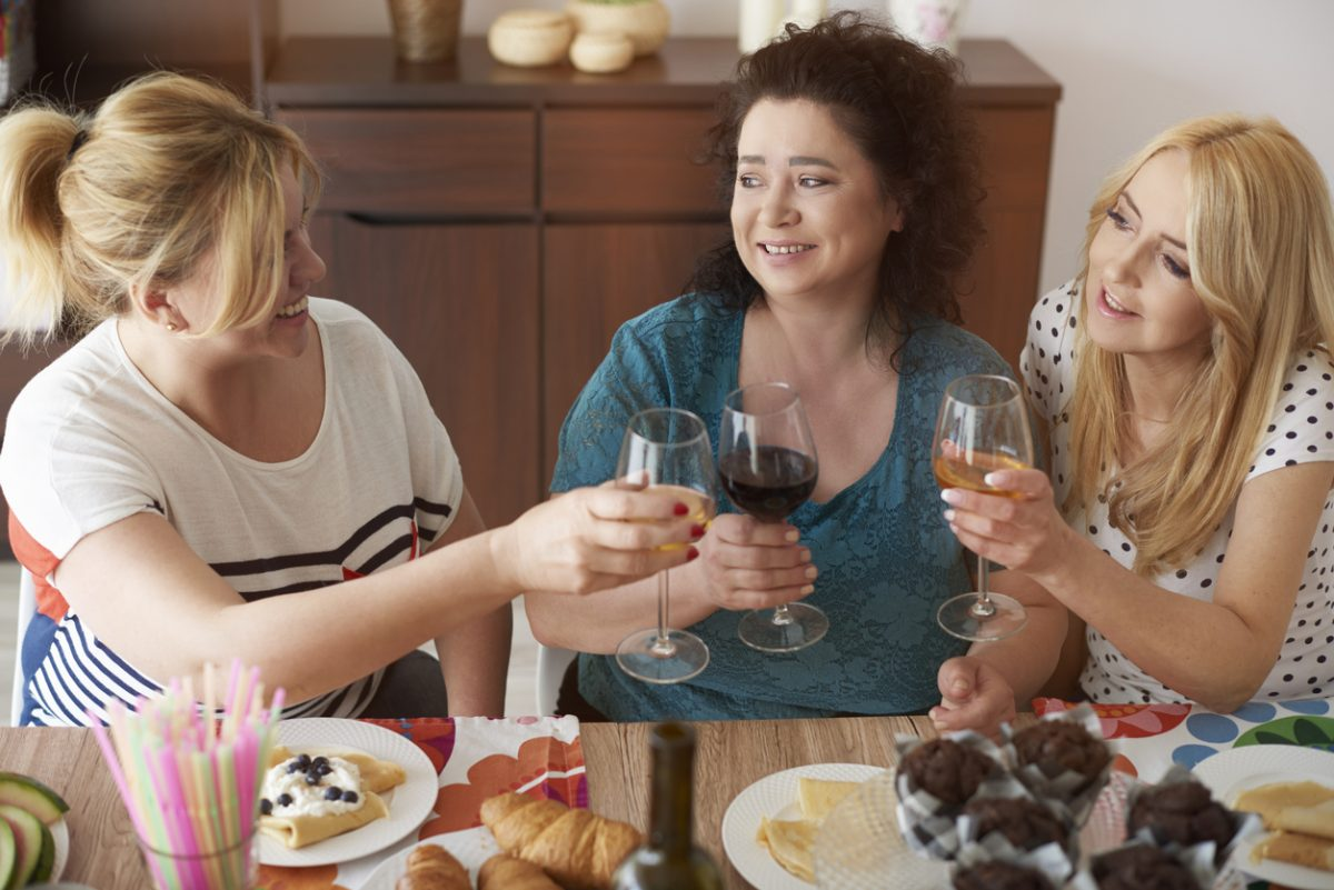 Lunch with friends can become fraught when unwanted advice about diabetes is on the menu.