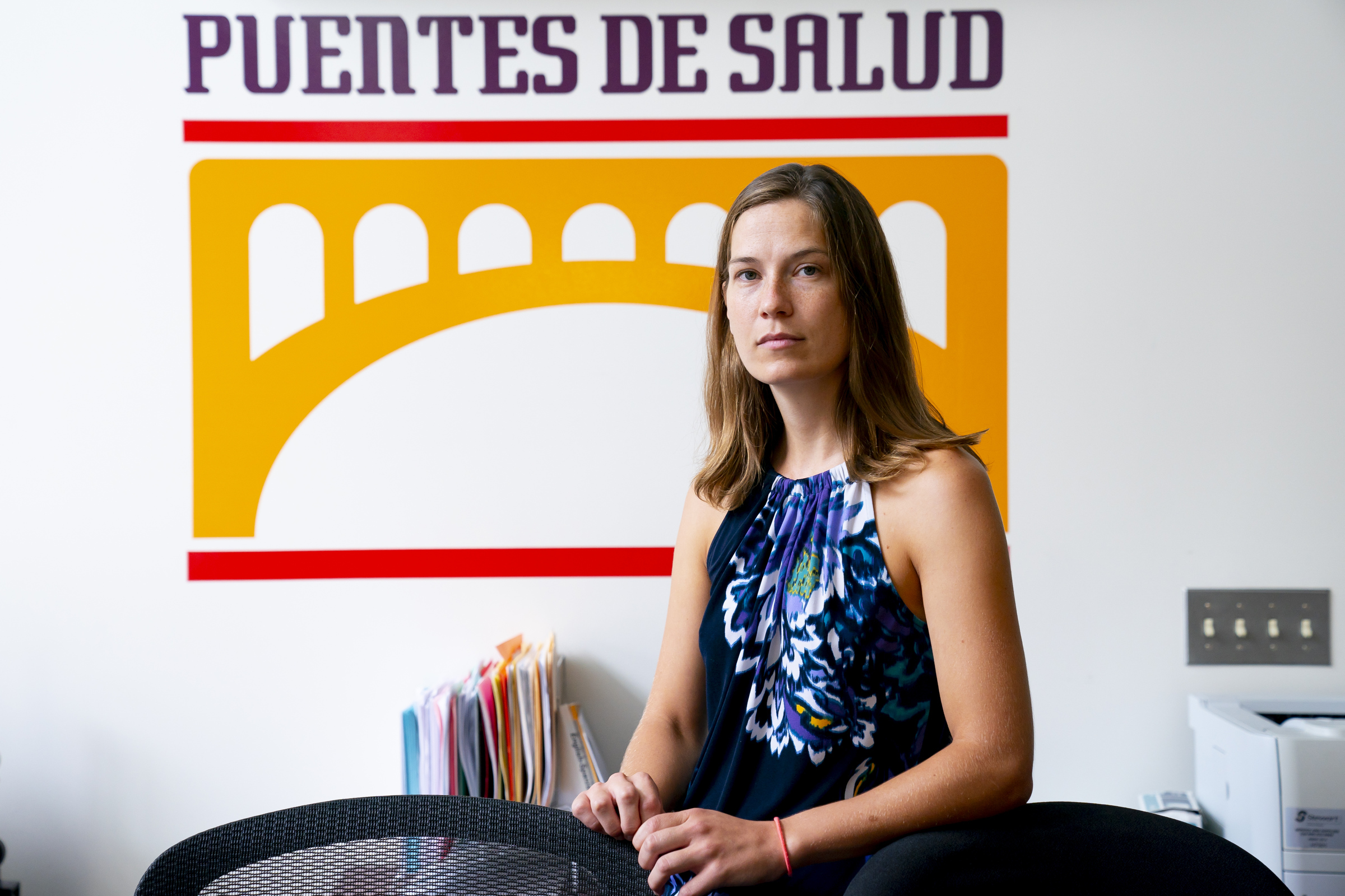 Dacey Stratton is medical director at the Puentes de Salud, a South Philadelphia health clinic serving Latino immigrants.