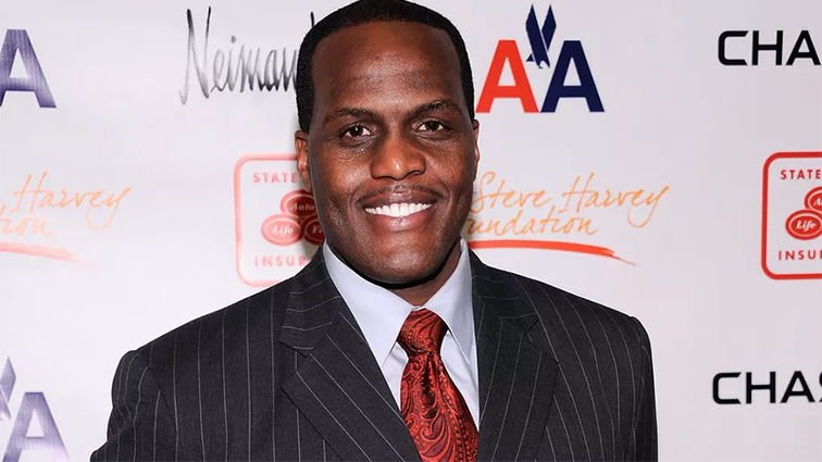 Detroit Pistons assistant general manager Malik Rose.