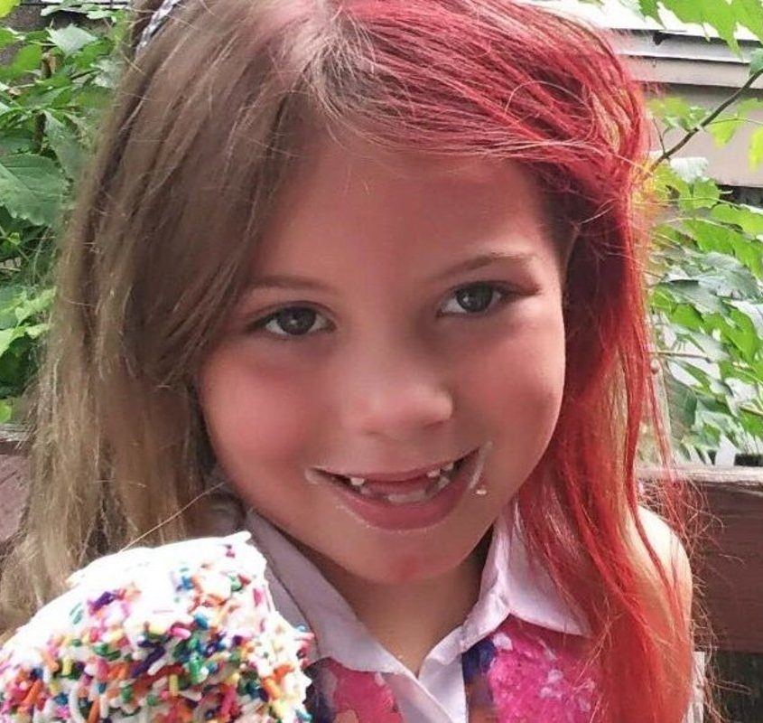 Kayden Mancuso, 7, was found dead at her father's home Monday in Manayunk.
