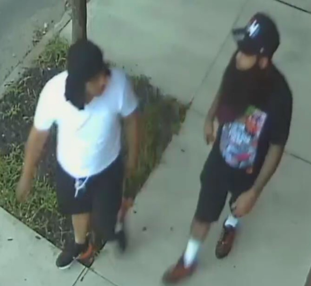 The Camden County Prosecutor´s Office is seeking help identifying these persons of interest in the shooting of two Camden County police officers.