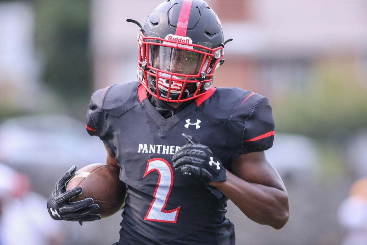 Tykee Smith, a do-everything type of player, is one of the leaders for high-powered Imhotep Charter.