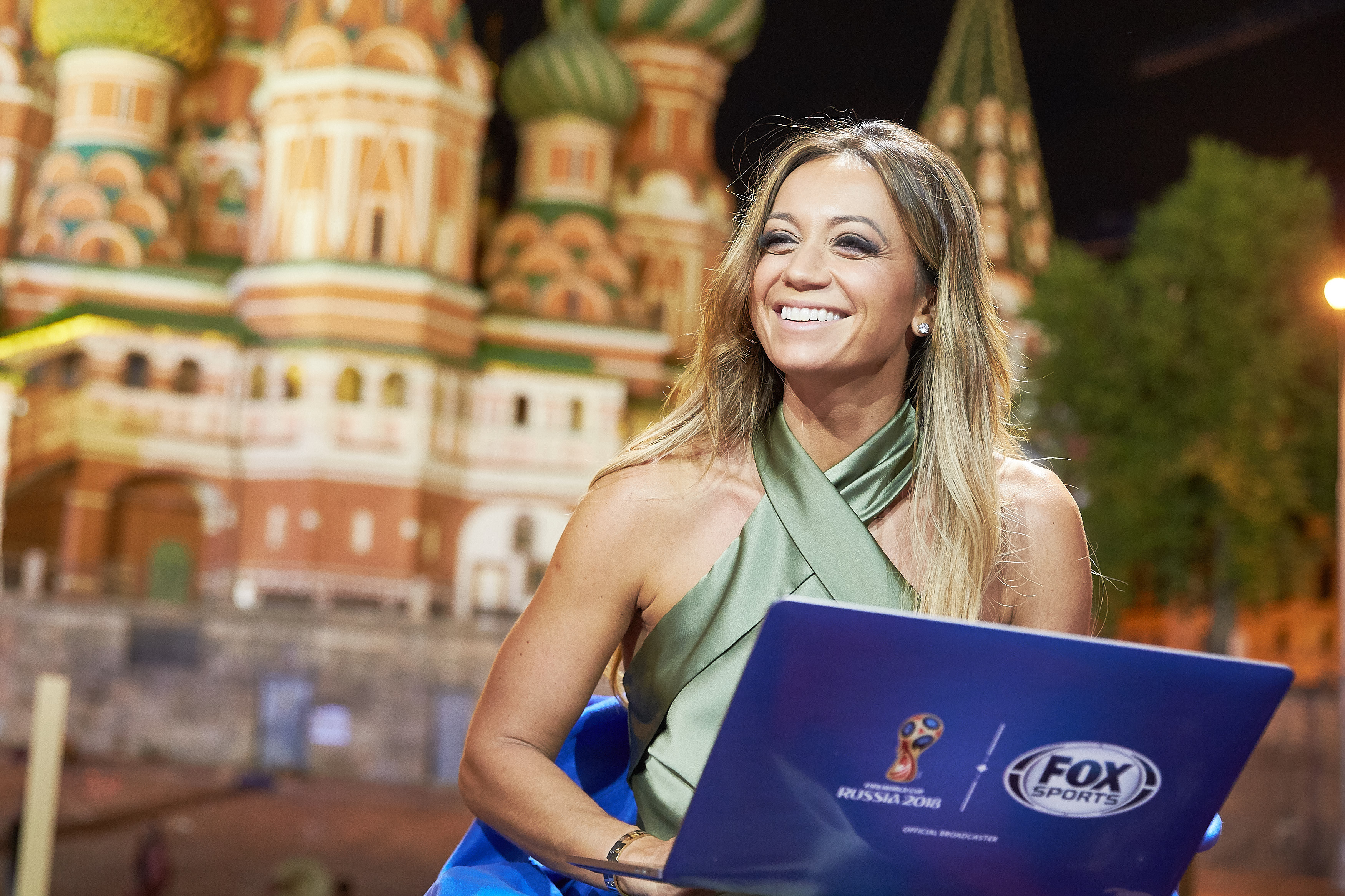 Turner Sports signed Kate Abdo, a host of Fox´s World Cup studio shows, to host its Champions League coverage. Abdo will split time between the two networks.