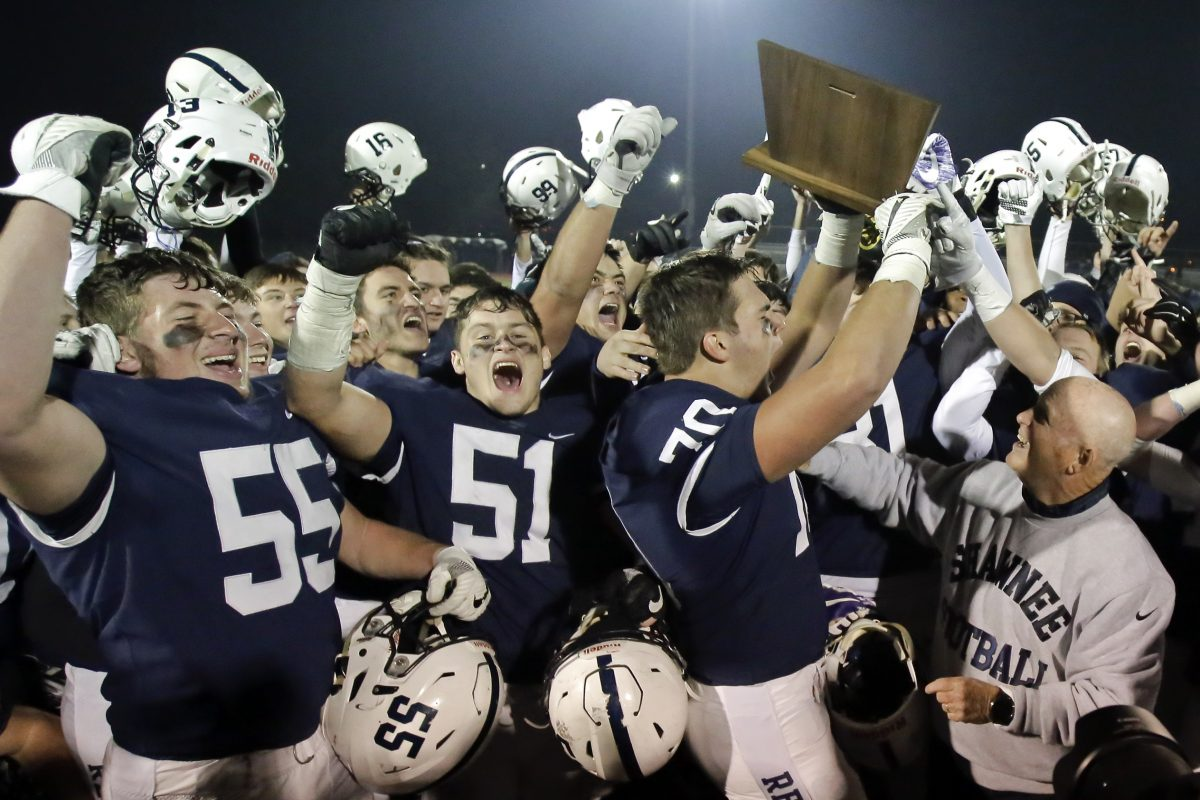 Shawnee won the S.J. 4 title last season with a 41-6 victory over Hammonton in the sectional final at Rowan University.