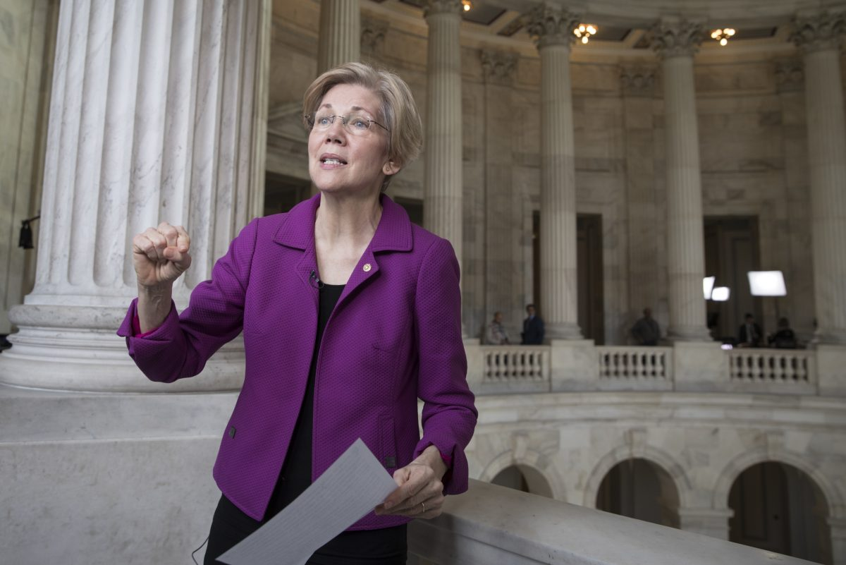 Can Elizabeth Warren's big new idea save capitalism (and America) from itself?  |  Will Bunch