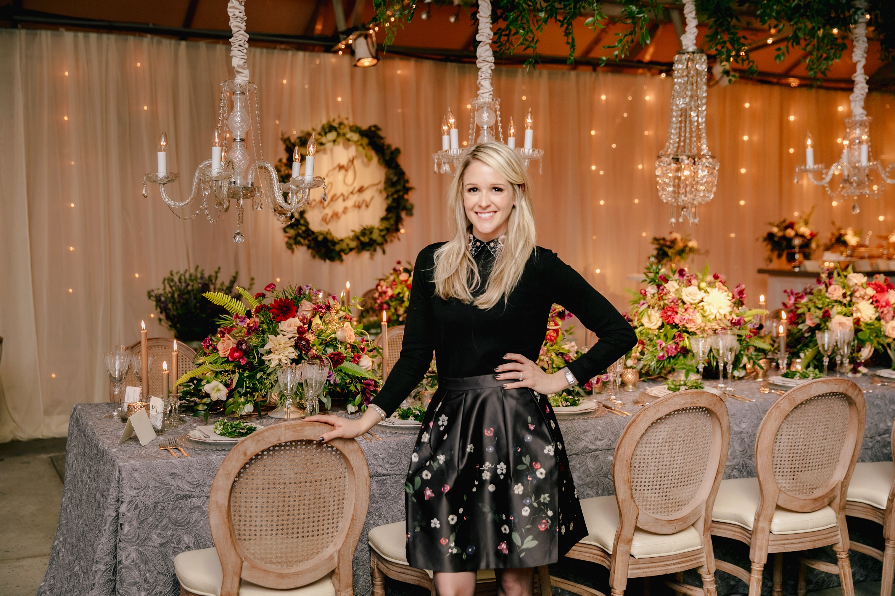 Philadelphia wedding planner Christiane Lehman, owner of Truly You Events