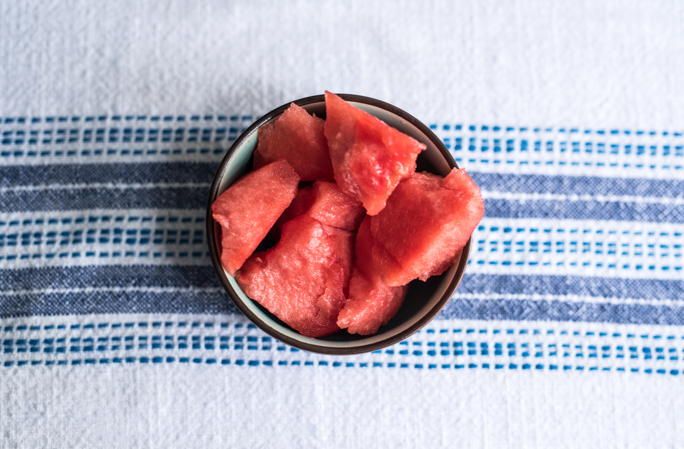 Like the juicy flesh, the seeds and rind of a watermelon can both be transformed into delicious and healthful snacks.