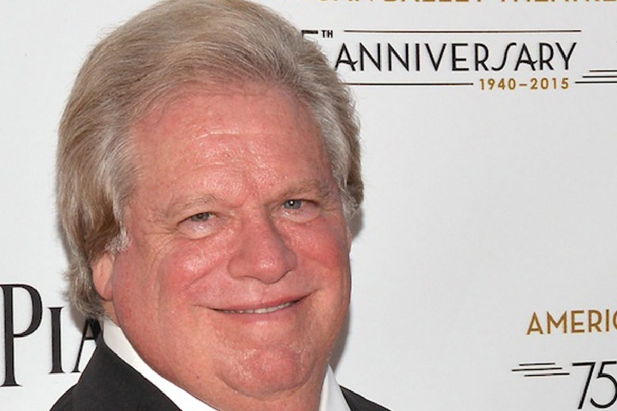 Elliott Broidy in a 2014 file photograph.