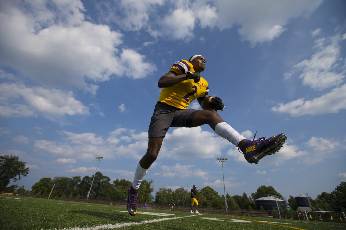 Camden senior defensive back Donald Williams is a Rutgers recruit.