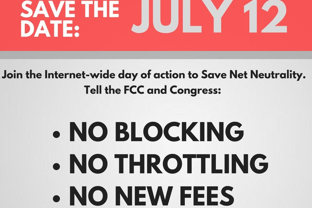Internet companies plan protest on Wednesday to proposed dismantling of Obama-era internet rules, or 'net neutrality.'