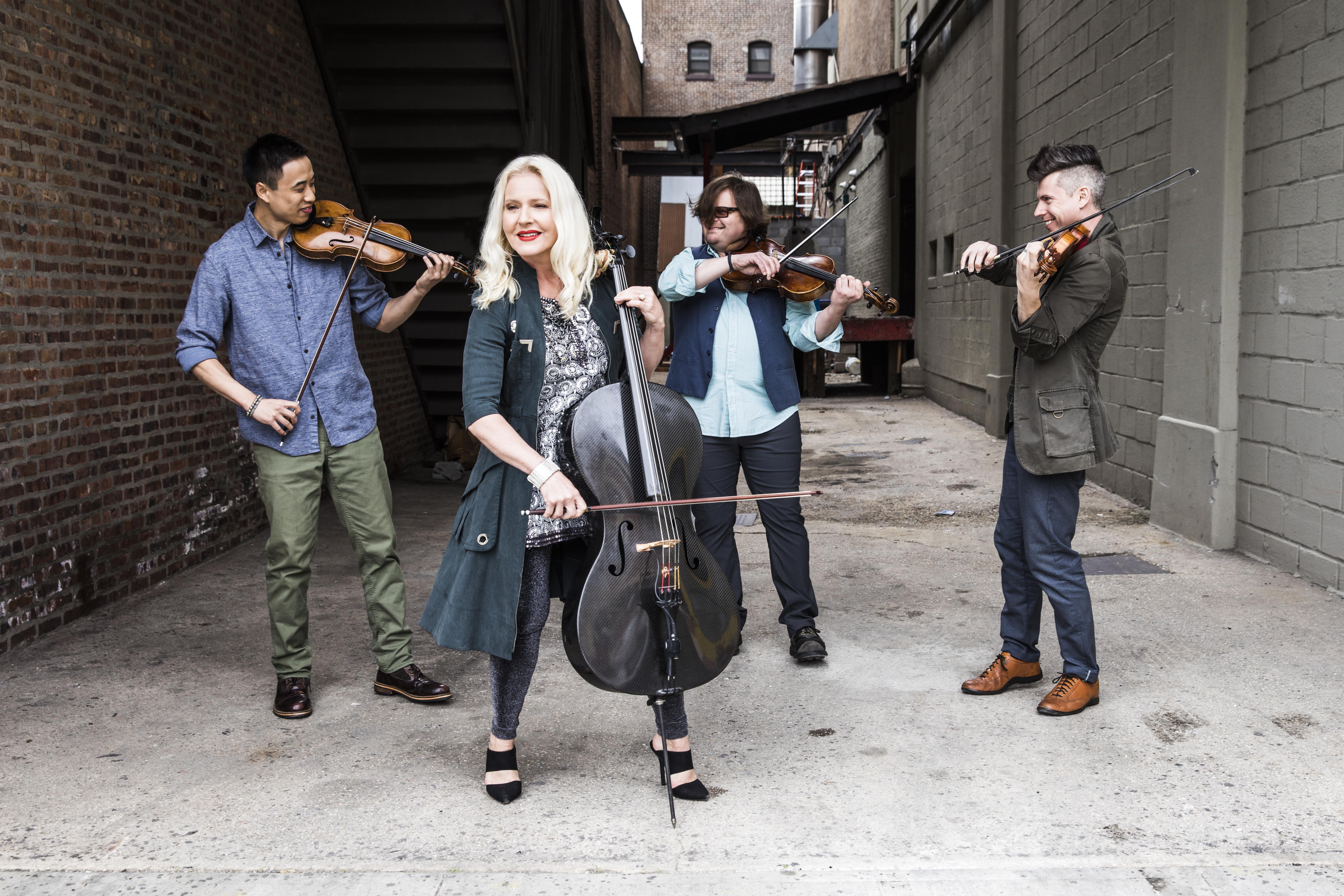 Ethel, the string quartet
