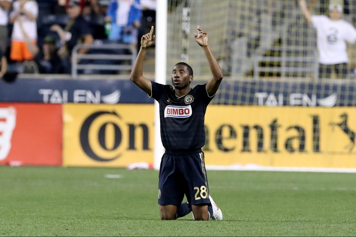 Philadelphia Union fans have suffered through a lot of bad times in the club�s nine-year history, and Ray Gaddis has been here for the last seven of them.