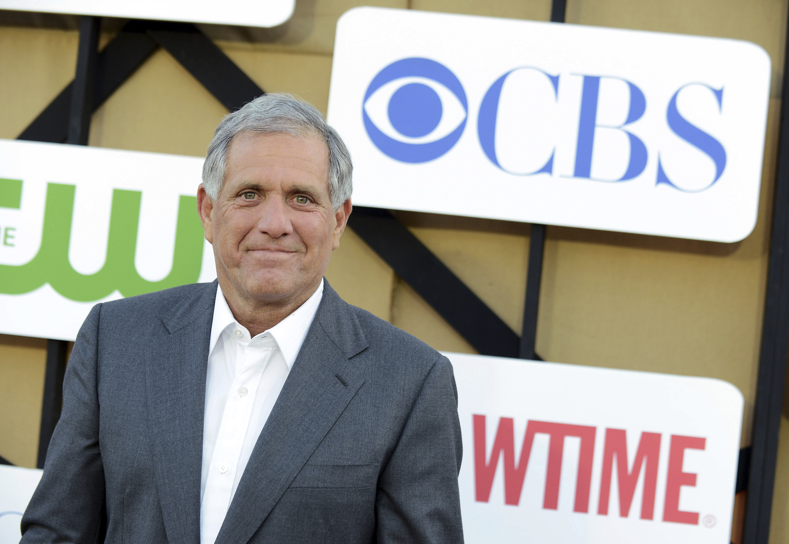Les Moonves turned around CBS´s fortunes in his time at the helm of the broadcasting corporation.