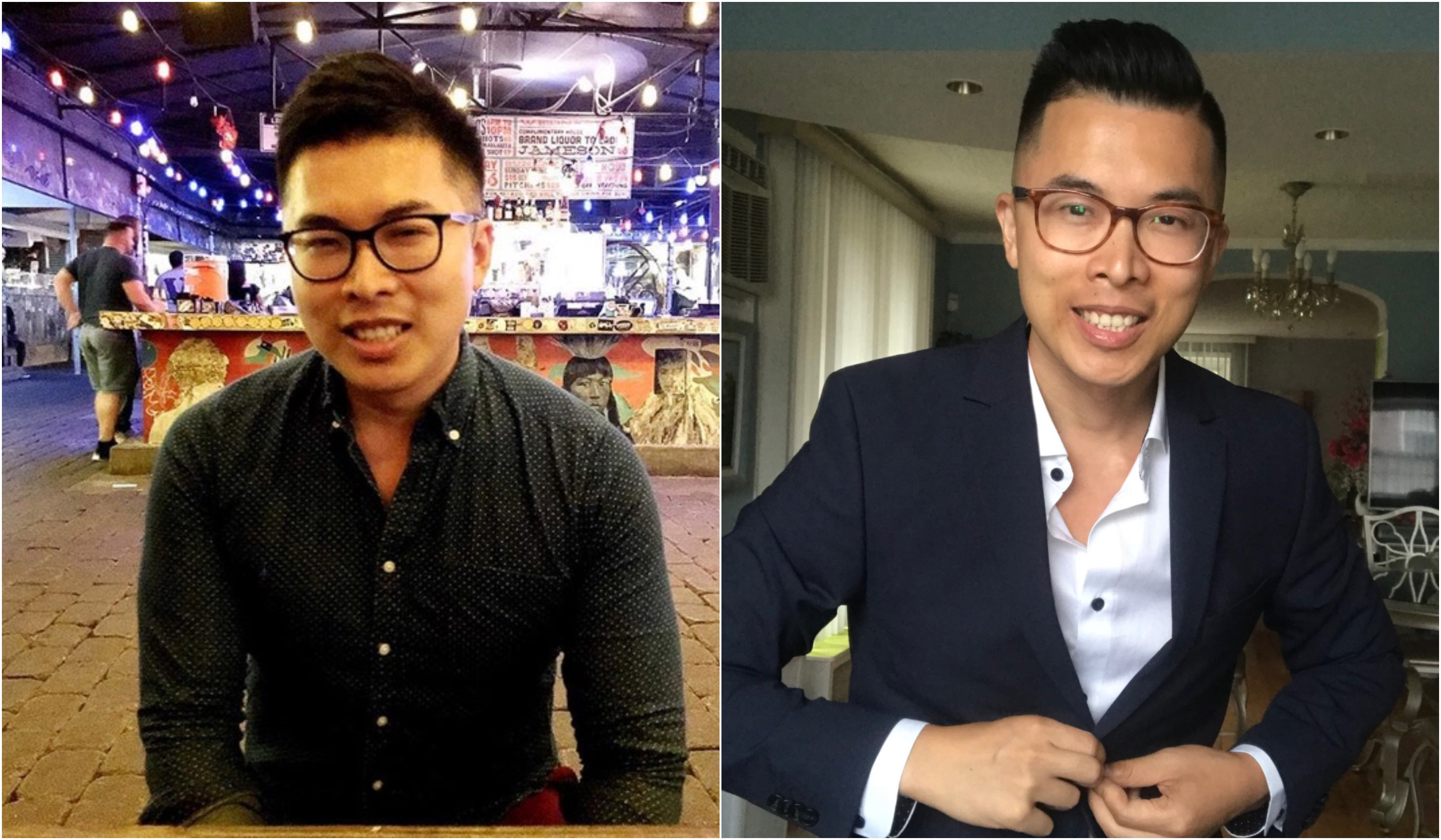 "Kai Lo, 33, said he has lost about 25 pounds while doing a version of ""intermittent fasting."""