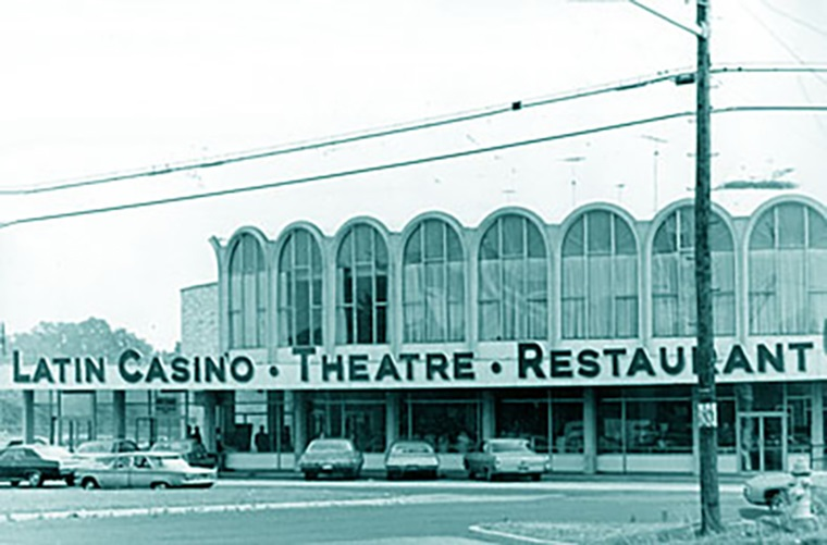 The Latin Casino on Route 70 In Cherry Hill