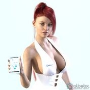 The new Harmony android sex robot from Abyss Creations