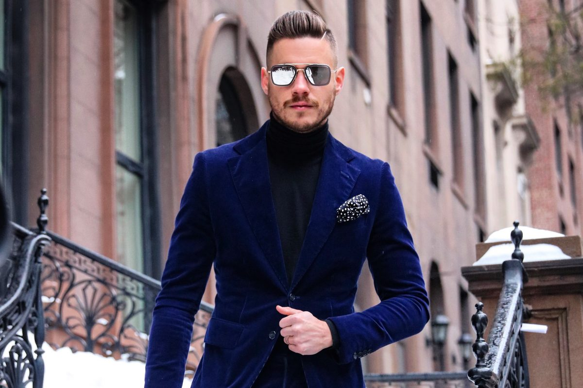 Lansdale-bred Aleks Musika, one-half of the New York-based bespoke menswear company, Musika Frere
