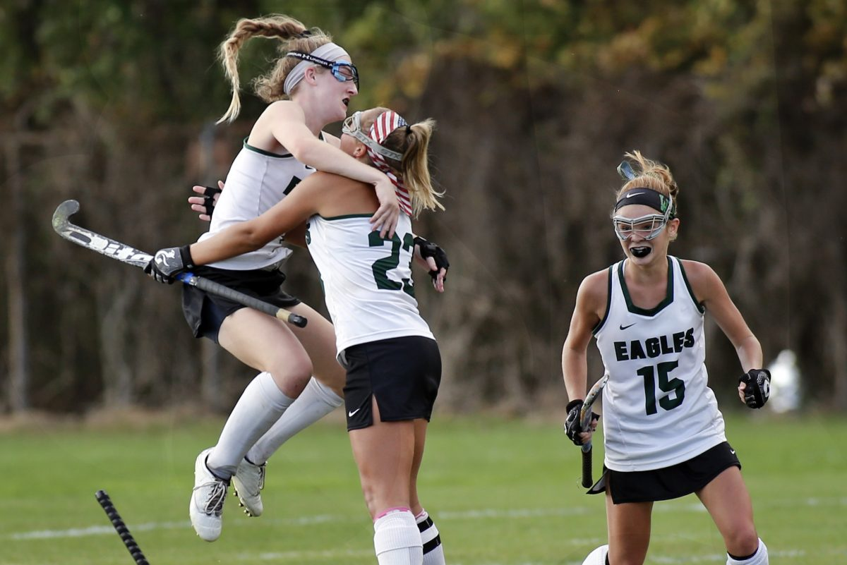 Miranda Mason scored two goals in West Deptford's 5-0 win over Overbrook on Monday.