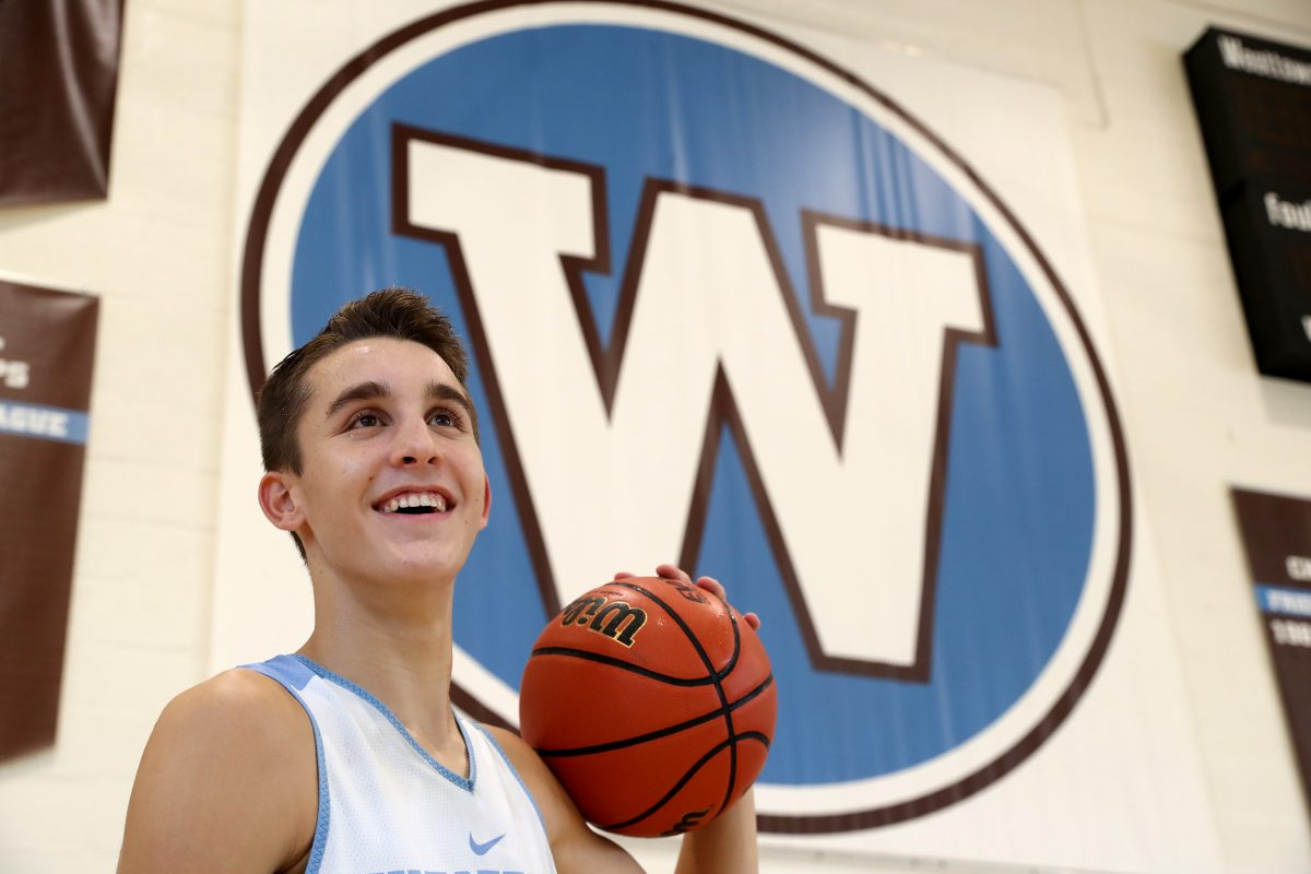 Westtown basketball star John Camden has all the tools for success.