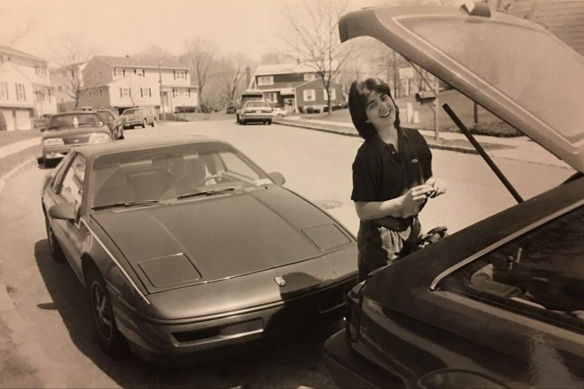 Barbara Boyer in the 1980s.