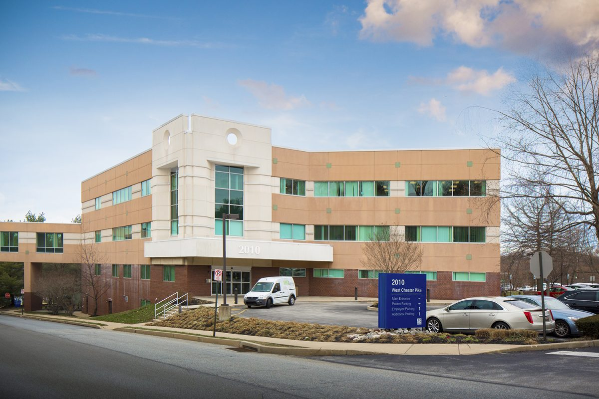 Part of the Crozer-Keystone Surgery Center in Havertown.