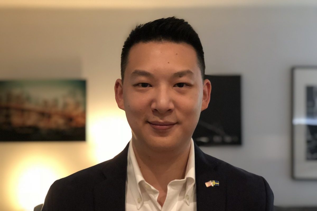 Jeffrey Cheng, an American citizen living in Sweden, is registered to vote and to receive his absentee ballot online. But like other voters abroad, he is blocked from accessing portions of the Pennsylvania Department of State's elections website, including to access his blank absentee ballot.