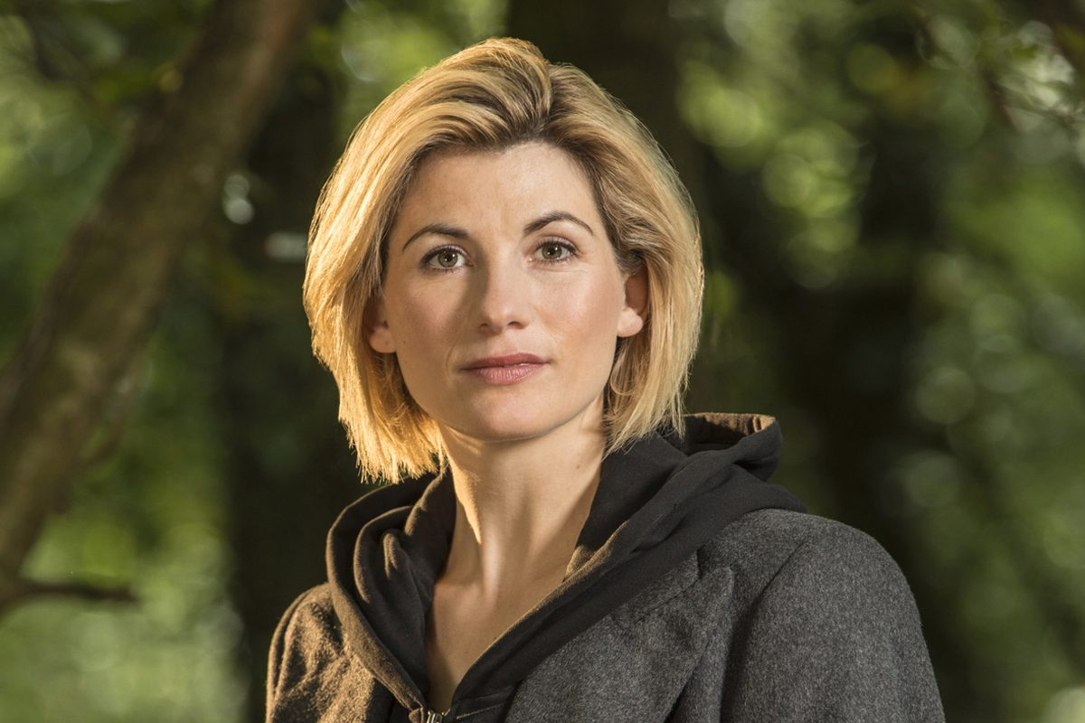 Jodie Whittaker will assume the role as Dr. Who, the first female ever to play the part.